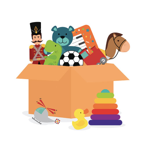 Box clipart toy. Predictions earnshaw s magazine