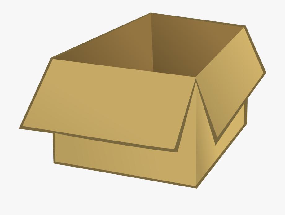 Png open free cliparts. Box clipart transparent