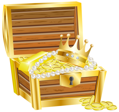 Boxes clipart tresure. Download treasure free png