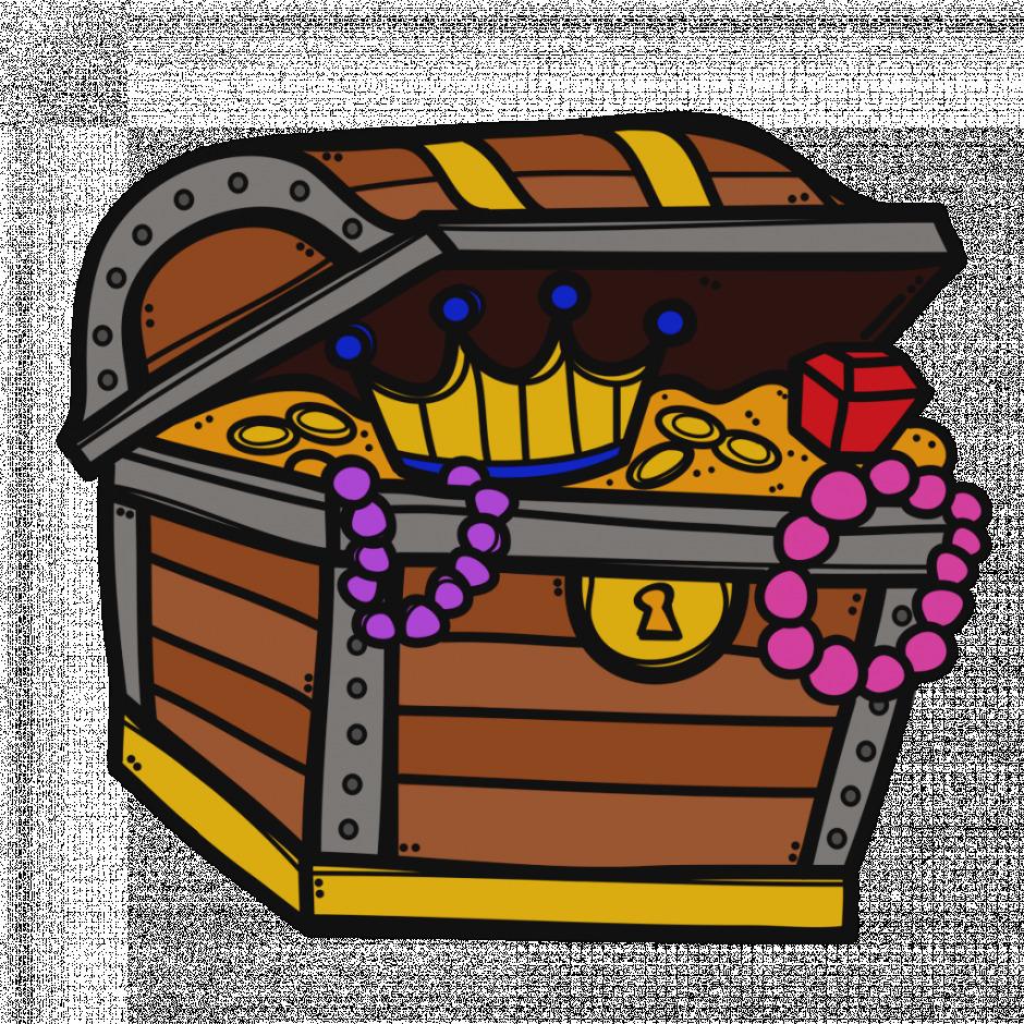 Box clipart tresure. Inspirational of treasure clip