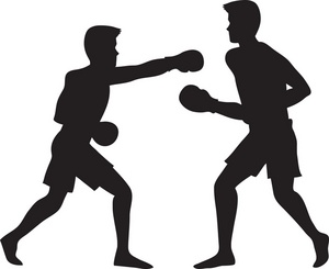Boxing free panda images. Boxer clipart