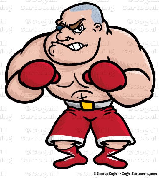 Boxer clipart. Cartoon clip art stock