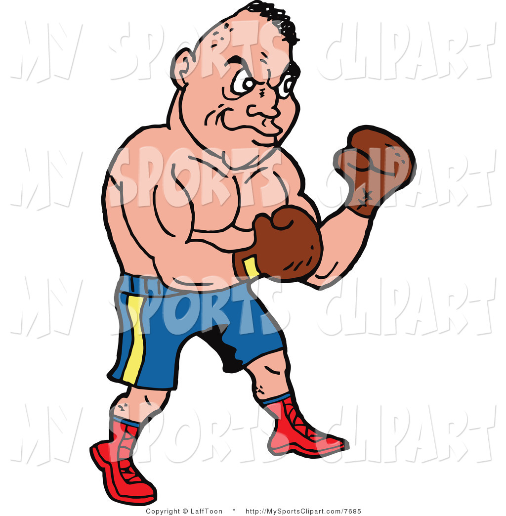 Boxer clipart boxing. Sports clip art of