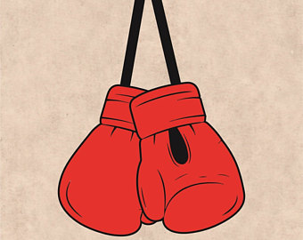 Etsy gloves svg fist. Boxer clipart boxing glove