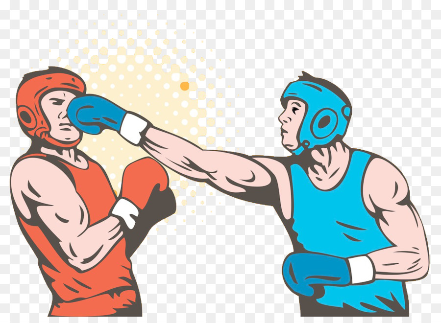 Boxer clipart boxing knockout. Glove punch sparring png