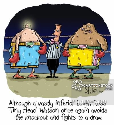 Boxer clipart boxing knockout. Cartoons and comics funny
