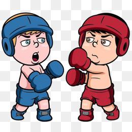 Boxing clipart boxing match. Fight png vectors psd