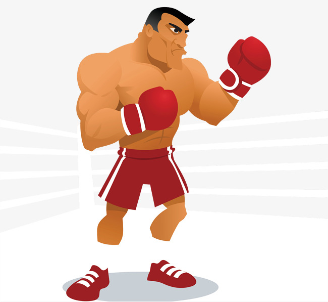 Gloves png images vectors. Boxing clipart fighter