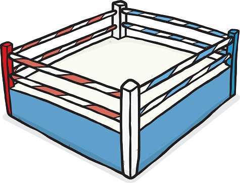 Drawing at getdrawings com. Boxer clipart boxing ring