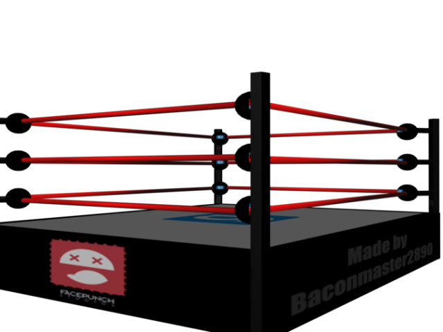Boxer clipart boxing ring. Free download clip art