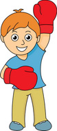 Boxer clipart boy. Search results for glove