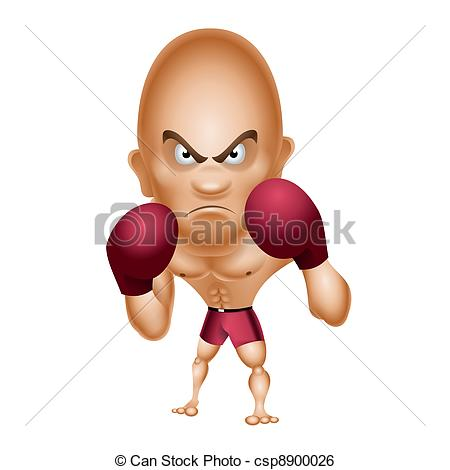 collection of high. Boxer clipart fighter