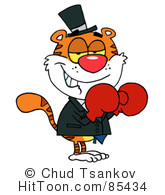 Boxer clipart fighter. Boxing caucasian cartoon man