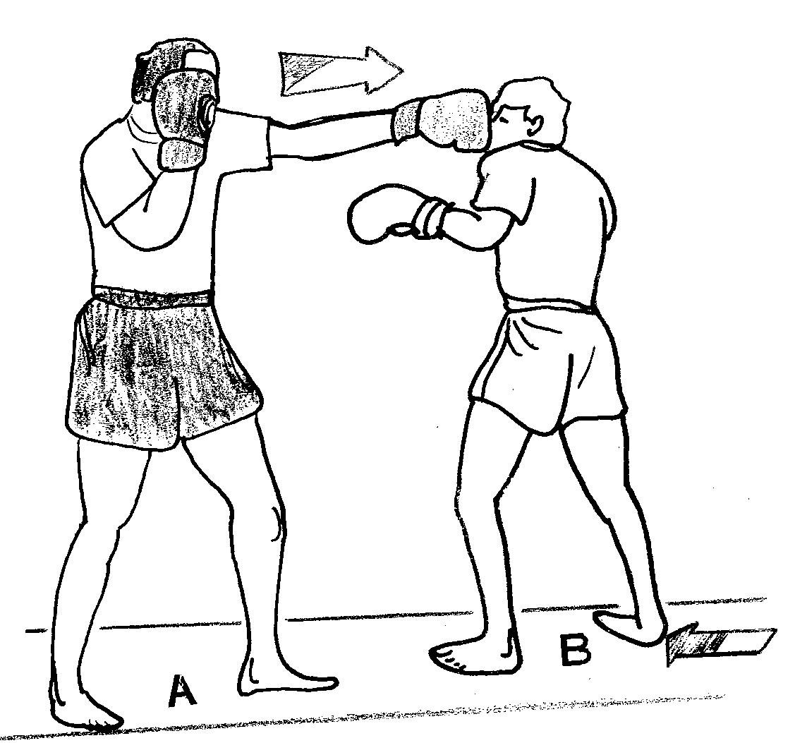 Boxer clipart jab. Lawyer s blog august