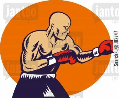 Boxer jab