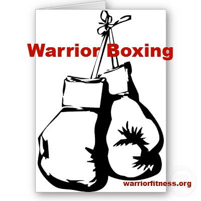 Boxer clipart kickboxing. Why i hate warrior