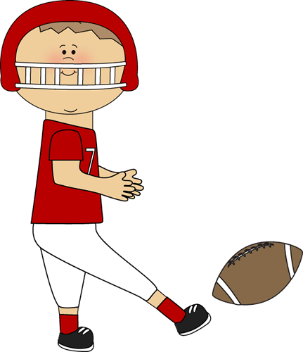 Boxer clipart kid. Kicking group boy football