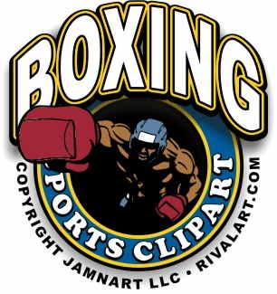 Boxer clipart logos. Boxing on rivalart com