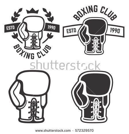 best boxing logo. Boxer clipart logos