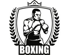 best images club. Boxing clipart logo