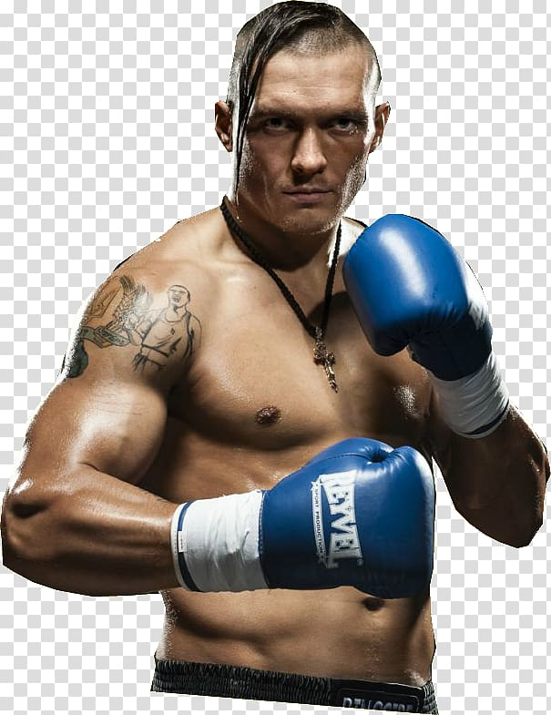 Oleksandr usyk boxing glove. Boxer clipart professional boxer