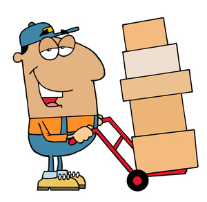 Boxes clipart. Free moving image acclaim