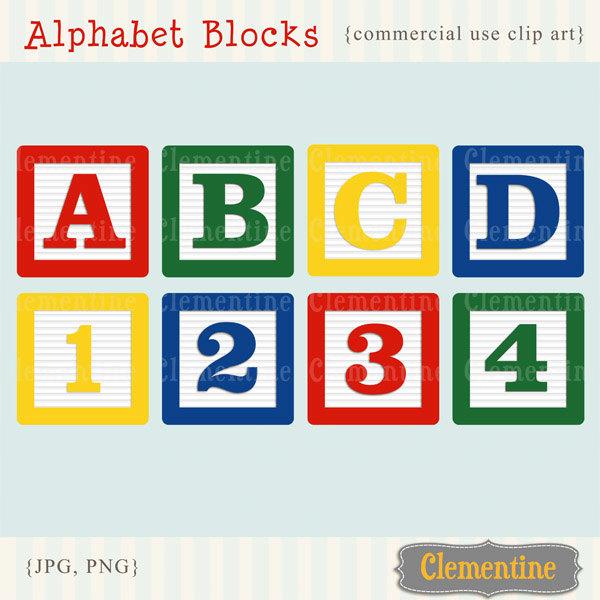 Boxes clipart alphabet. Blocks clip art images