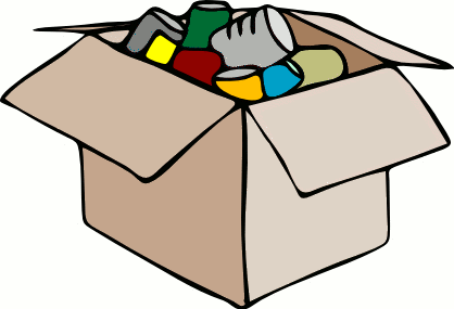 Free cliparts food download. Boxes clipart animated