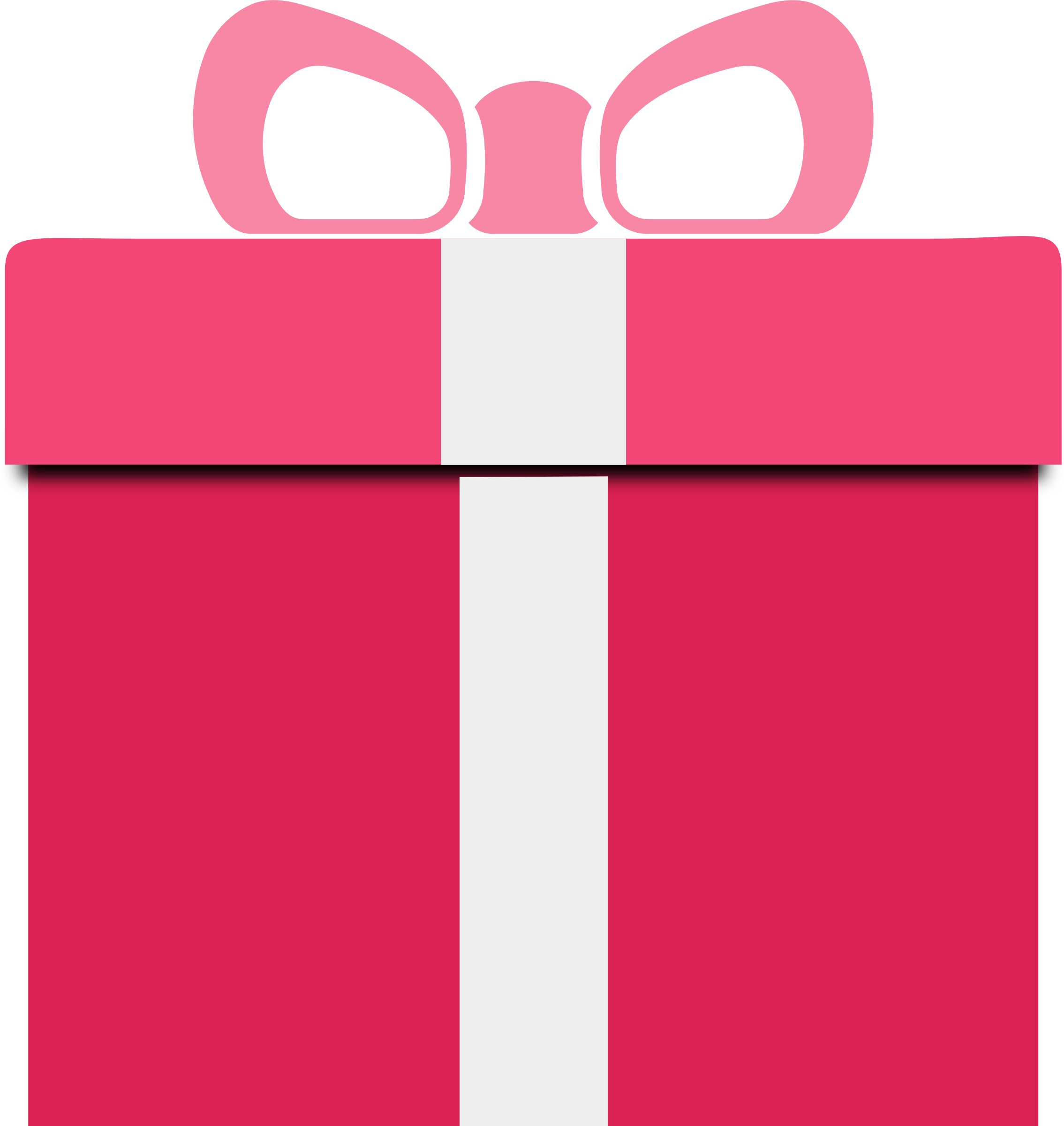Gift Box in Red PNG Clipart - Best WEB Clipart