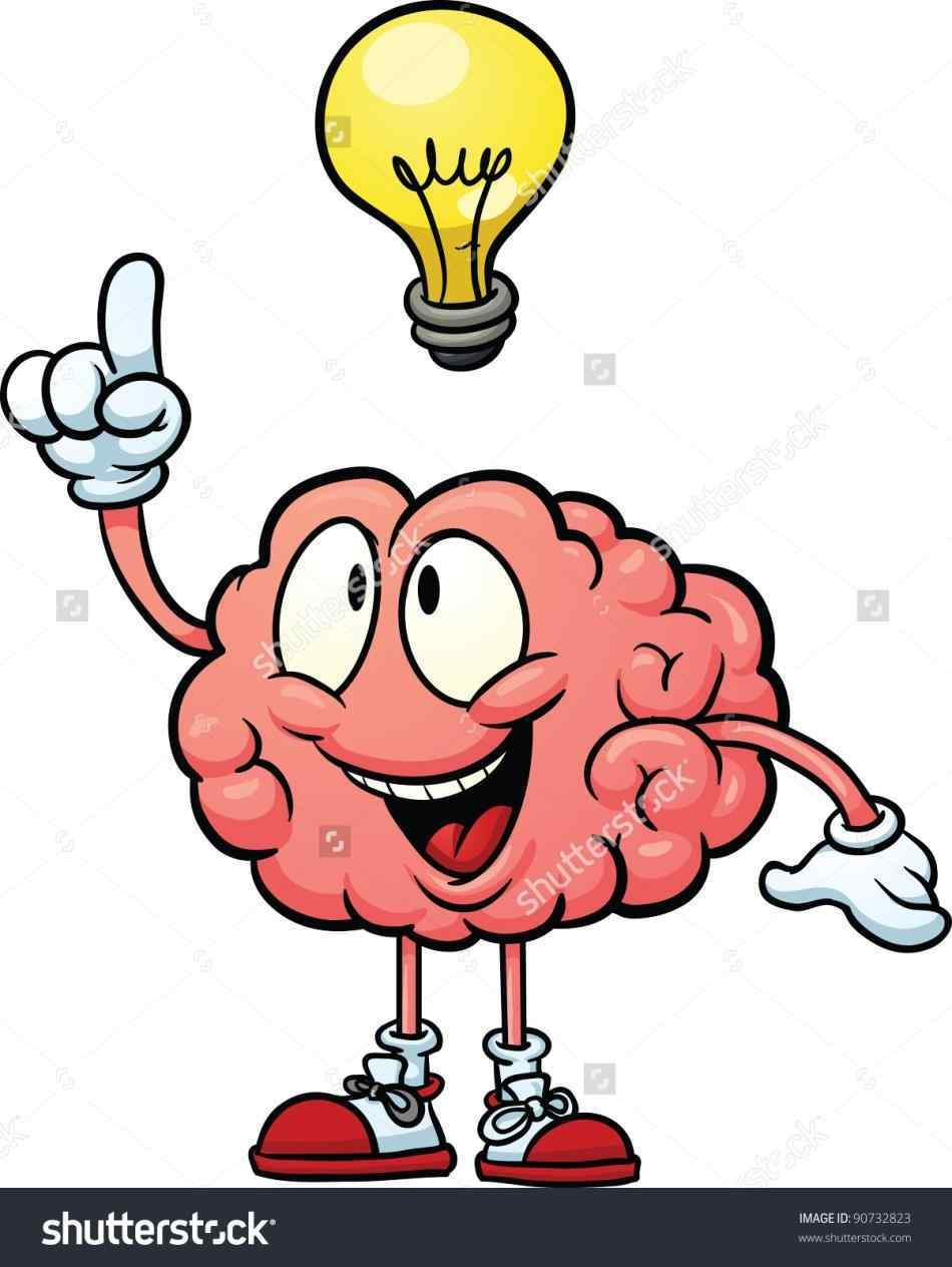 Brain clipart thinking. Idea ogahealth com free
