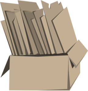 Packing clip art at. Boxes clipart cardboard box