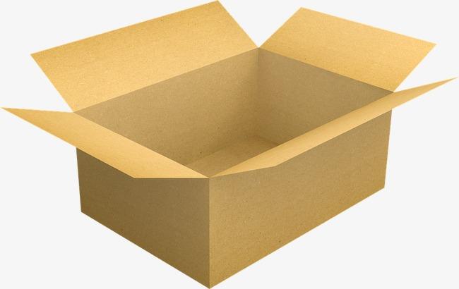 Cardboard boxes carton paper. Box clipart cartoon