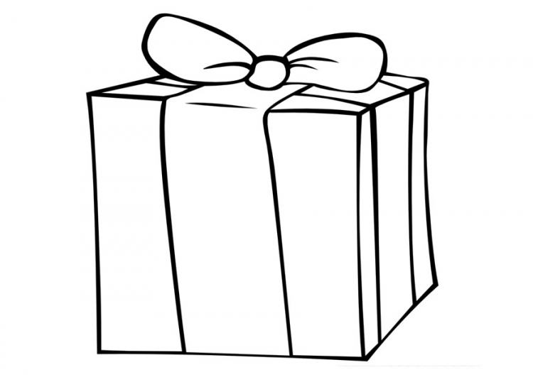 Boxes clipart colouring. Lunch box coloring page