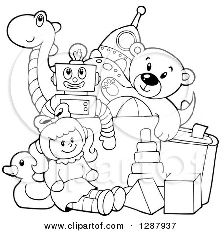 Toy box at getdrawings. Boxes clipart drawing