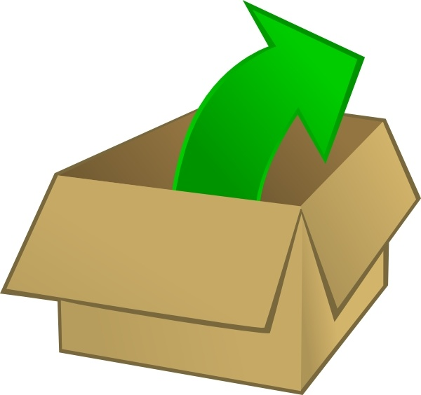 boxes clipart drawing