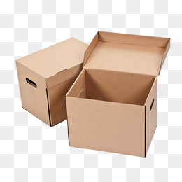 Boxes clipart empty box. Png vectors psd and