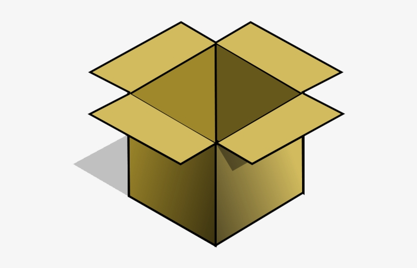 Png royalty free image. Boxes clipart empty box