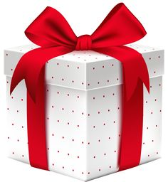 Boxes clipart gift. Box with bow png