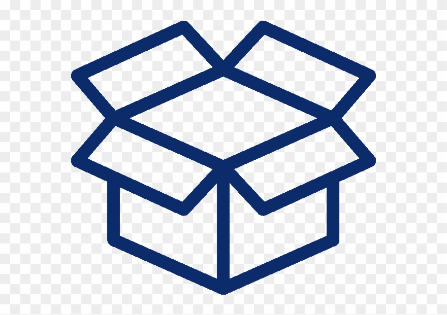Of cardboard box png. Boxes clipart icon