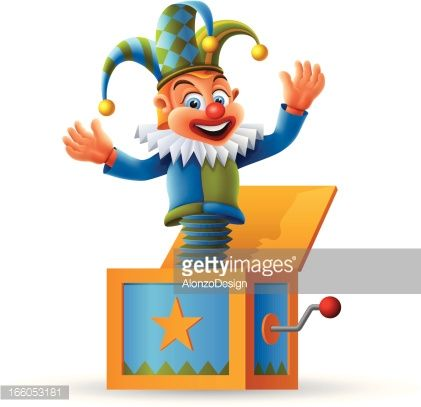 best jack in. Boxes clipart toy