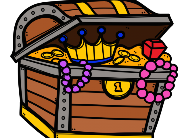 Treasure chest free download. Boxes clipart tresure