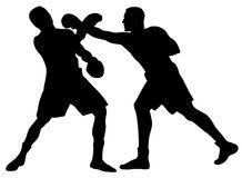 Boxing clipart. Free panda images boxingclipart