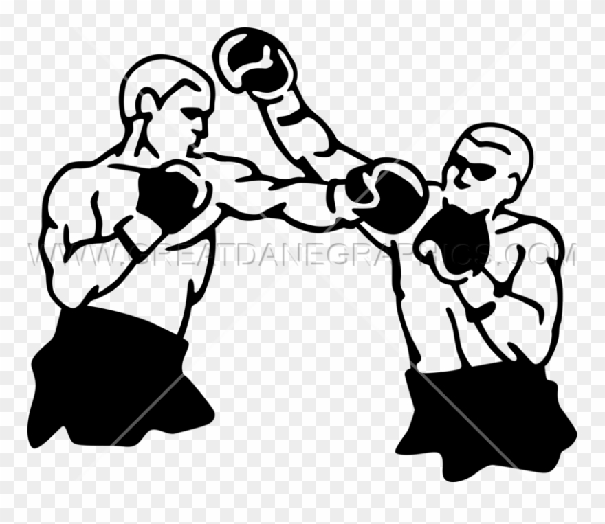 Boxing clipart. Clip art stock boxer