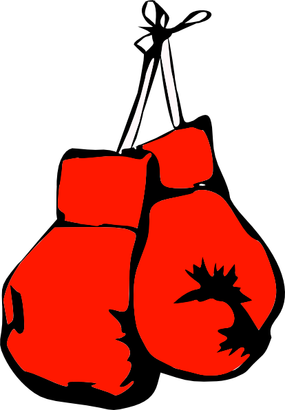 Boxing gloves clip art. Glove clipart animated