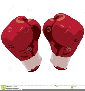 Gloves free images at. Boxing clipart animated