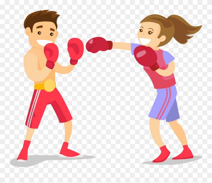 Kickboxing animation pinclipart . Boxing clipart animated