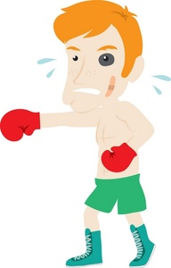 Boxer clipart boxing. Image