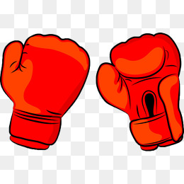 Boxing clipart boxing glove. Gloves png images vectors