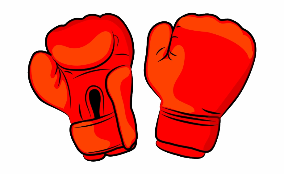 Gloves free . Boxing clipart boxing glove