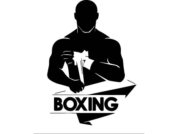 Fight athlete sport ring. Boxing clipart boxing knockout